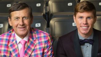 Craig Sager Jr. Shared The Good That Came Out Of His Father's Horrible Diagnosis