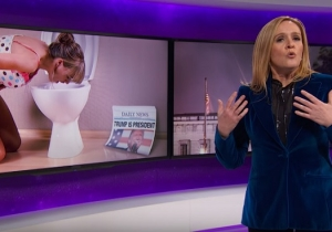 Samantha Bee Digs Deep Into The Gnarly Recesses Of Ohio's 'Heartbeat' Abortion Bill