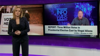 Samantha Bee Does Her Best To Sort Out The Fiction And Reality Behind Voter Fraud