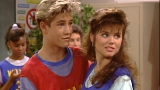 The Former Boss Of 'Saved By The Bell' Says Zack And Kelly Are Probably Divorced Now
