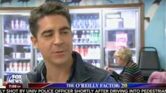 A College Called The Cops On Fox News' Jesse Watters After He Made An Ass Of Himself (Again)