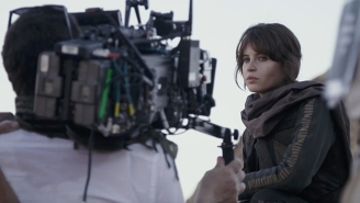 'Rogue One's' Felicity Jones: 'Everyone Should Relate To Jyn'