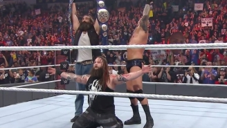 The Wyatt Family Will Defend Their Smackdown Tag Titles Using The 'Freebird Rule'