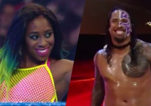 WWE's Naomi And Jey Uso Are Both Out Of Action With Ankle Injuries