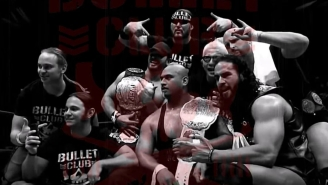 AJ Styles Tried To Get The Young Bucks To Leave New Japan With Him And The Club