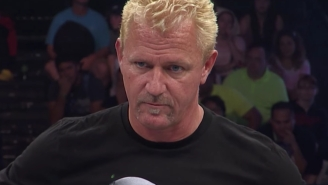 TNA Reportedly Wants To Bring Back Jeff Jarrett And May Partner With GFW