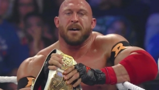 Ryback Didn't End Up Signing With Bellator Because He Wanted Too Much Money
