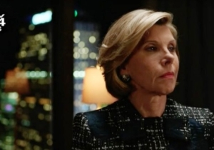 Watch The Intense First Trailer For The 'Good Wife' Spinoff 'The Good Fight'