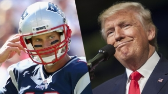 SNL's Weekend Update Used Donald Trump To Burn Tom Brady And The Patriots