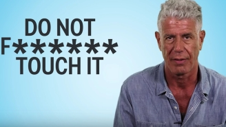 Anthony Bourdain Tells You How Make Your Next Steak And Burger Perfect