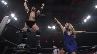 Thea Trinidad Wanted To Punch Austin Aries In The Face When She First Met Him