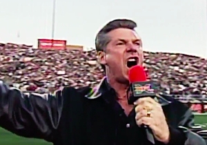 The XFL Will Get A Physical Hall Of Fame For One Day Only