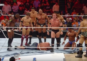 Ryback Claims It Was John Cena Who Pulled The Plug On The Nexus
