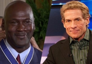 Michael Jordan's Daughter Bit On Skip Bayless' Latest Boring Effort To Determine The GOAT