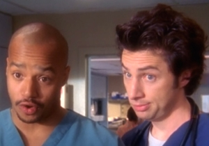 Zach Braff Hints That Another Season Of 'Scrubs' Could Happen Thanks To 'Gilmore Girls'