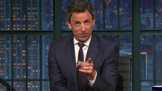 Seth Meyers Gives A Stern Lecture To The Media For Normalizing The 'Alt-Right'