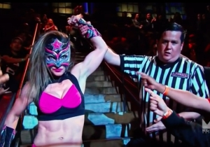 Former AAA And Lucha Underground Wrestler Sexy Star To Make Her MMA Debut