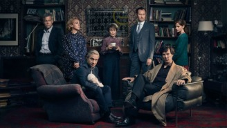 Expect A Slightly Kinder Detective In Season Four Of 'Sherlock'