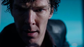 Watson Is Stuck In A Well In The New 'Sherlock' Season 4 Trailer, Plus A Baby Name Announcement