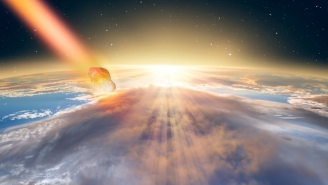 If A Giant Meteor Strikes Earth, The Biggest Problem Will Likely Be…Climate Change?!