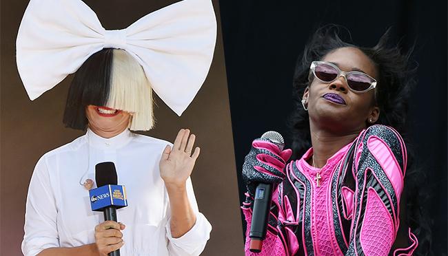 Sia Speaks On Azealia Banks' Chicken Sacrifices And Pays ...