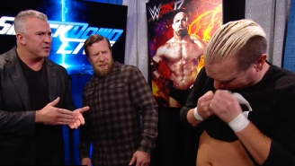 The Best And Worst Of WWE Smackdown Live 12/13/16: Sick Day