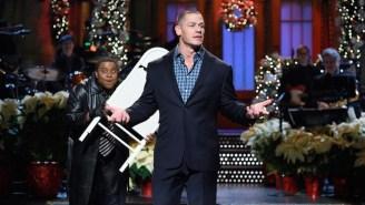 'SNL' Scorecard: John Cena Powers Through An Uninspired Show