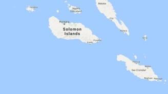 A Magnitude 7.8 Earthquake Near The Solomon Islands Triggers A 'Destructive' Tsunami Warning