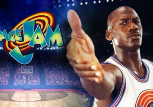 The Story Behind How Michael Jordan Picked 'Space Jam' As His First Film