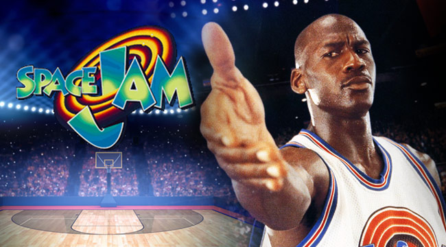 The Story Behind How Michael Jordan Picked Space Jam As First Film