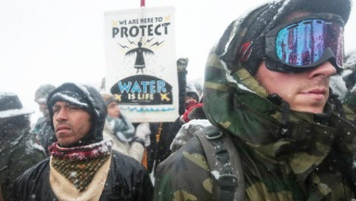 The Veterans Who Stood With Standing Rock Set Their Sights On The Flint Water Crisis