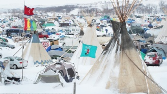 The Standing Rock Sioux Tribe Files A Legal Challenge To Block Completion Of The Dakota Access Pipeline