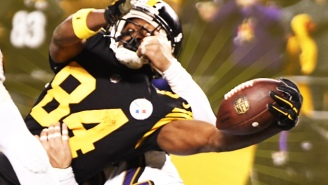 Who Won The NFL Weekend? Antonio Brown Leading The Supercharged Steelers Offense