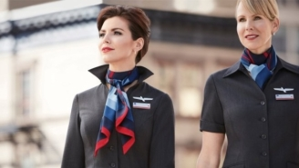 Could American Airlines' New Flight Attendant Uniforms Be Making Some Employees Sick?