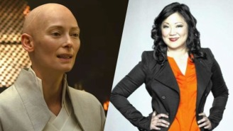 Tilda Swinton Responds To Margaret Cho's Comments About Her 'Doctor Strange' Role