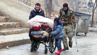Syrian Rebels Reach A Ceasefire Deal With The Government To Evacuate Civilians And Fighters From Aleppo