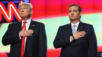 Ted Cruz Wants Trump's Help To Pass Legislation That Could Be 'Devastating' For The LGBT Community