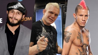 Here's Our First Look At The 'All-Star' Cast Of The Ultimate Fighter 25