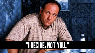 Tony Soprano Quotes For When You Need To Get Your Way