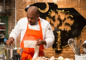Top Chef Is Under Fire For Shooting At A Slave Plantation