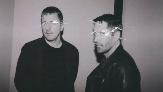 Nine Inch Nails Return To Their Roots With The Industrial And Disorienting Song 'God Break Down The Door'
