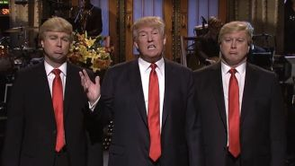 Donald Trump Has A Very Donald Trump Reason For Why He Thinks 'SNL' Is 'Terrible'