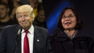 Trump's Phone Call With Taiwan Could Potentially Damage US Relations With China