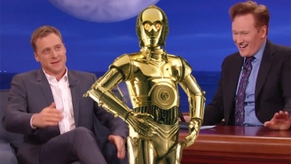 Alan Tudyk Got A Profane Welcome To The Droid Club From C-3PO Actor Anthony Daniels
