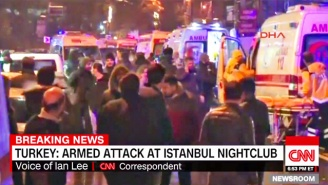 A Gunman Stormed An Istanbul Nightclub During New Year's Eve Celebrations, Killing Dozens Of People