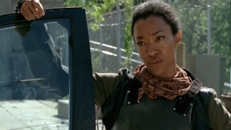 'The Walking Dead' Star Sonequa Martin-Green Is Your Next 'Star Trek' Lead
