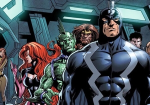 ABC's 'The Inhumans' Picks Up A Showrunner Already Working For Marvel