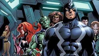 The First 'Inhumans' Poster Reminds Us How Quickly This Show Is Happening