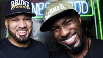 'Desus & Mero' Wants To Change The Face Of Late Night, Casually