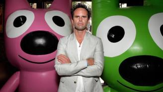 Walton Goggins Is So Into 'Tomb Raider' It's Adorable